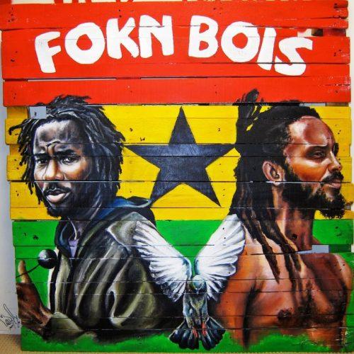 Pidgen Rap with the FOKN Bois: Broken Language