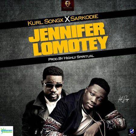 Lala Shishi :Kurl Songx – Jennifer Lomotey feat. Sarkodie