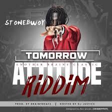 Lala Shishi :Stonebwoy – Tomorrow
