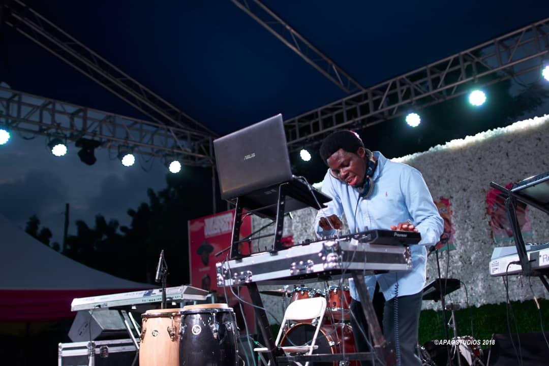 DJ Spotlight: Eff The Dj (Ghana)