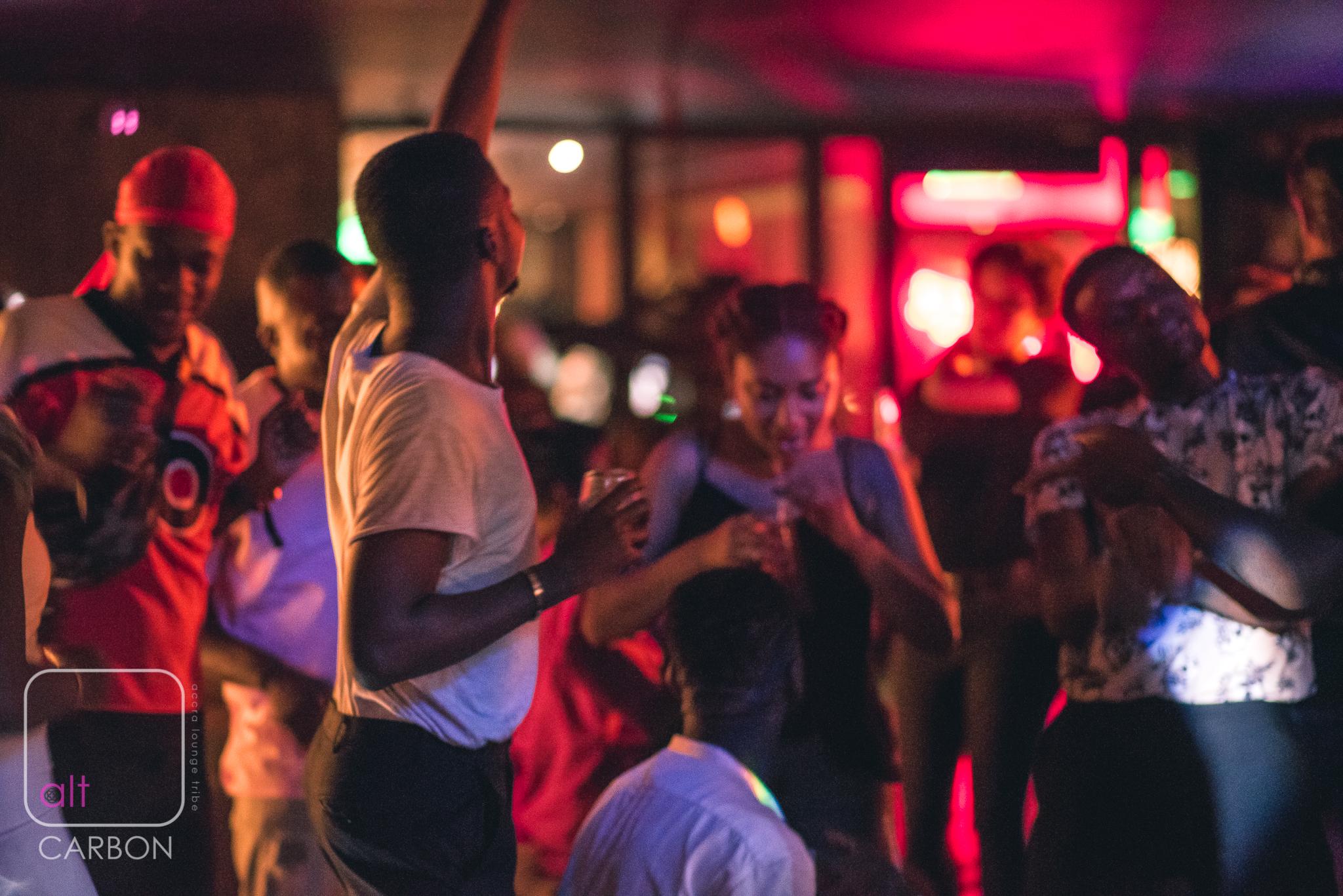 Accra Nightlife: Altcarbon
