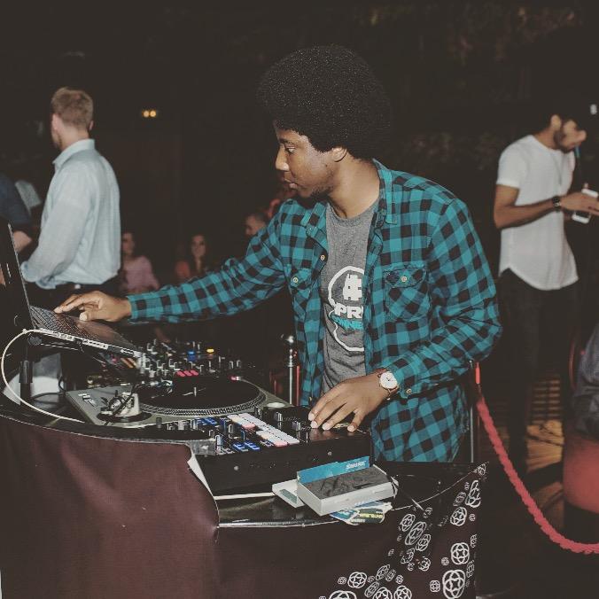 DJ Spotlight: DJ Fro (Ghana)