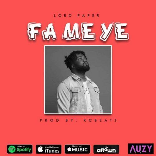 Lord Paper – Fameye