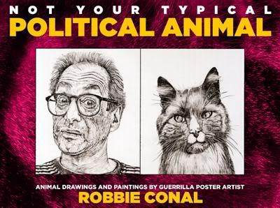 12/08 LA: Robbie Conal Show w/ BBRAVE