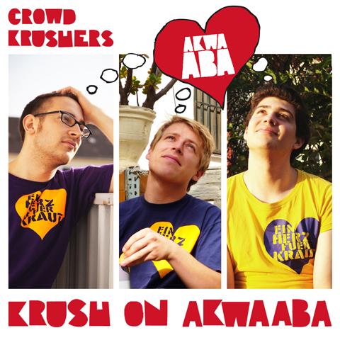 Crowd Krushers – Krush on Akwaaba Mixtape just in!