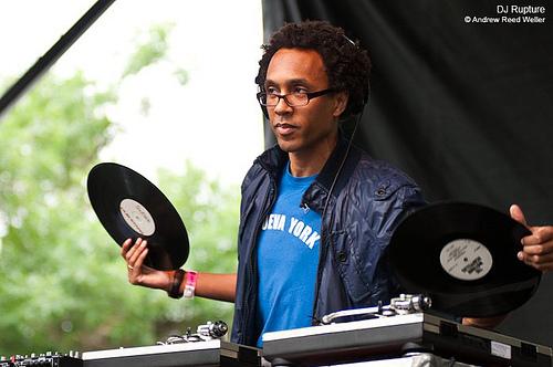 01/31 WFMU show with DJ Rupture