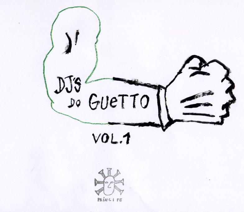 DJ's Do Guetto - Free Comp - A Slice of Luso History