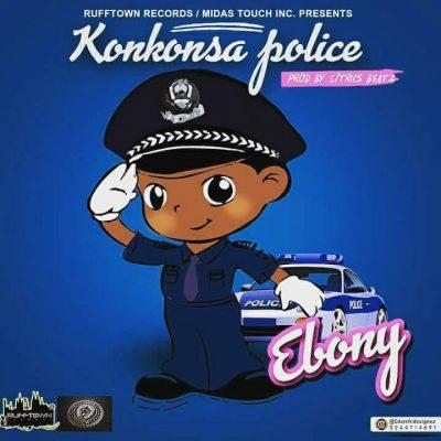 Lala Shishi :Ebony – Konkonsa Police