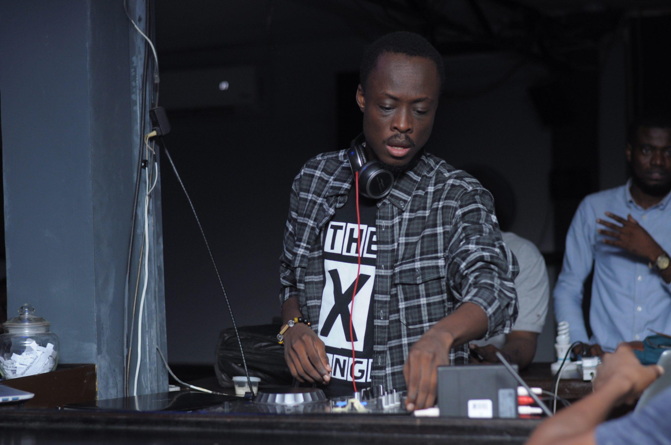 DJ Spotlight: DJ K3V (Ghana)