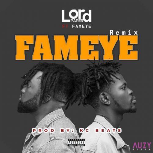 Lord Paper – Fameye Remix feat. Fameye